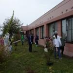 平成30年度 サポートセンターひまわり 春の窓拭き事業